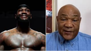 George Foreman Reveals What He Told Deontay Wilder After His Defeat To Tyson Fury
