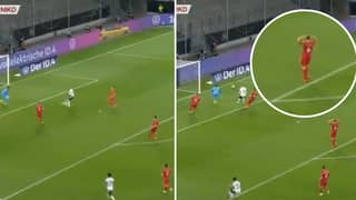 North Macedonia Player's Reaction To Timo Werner's Horror Miss Was Priceless