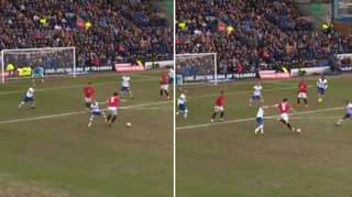 Harry Maguire Smashes In Long Range Strike To Score His First Goal For Manchester United
