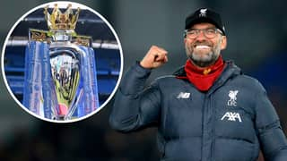 Liverpool To Be Awarded Premier League Title Even If The Season Doesn't Finish