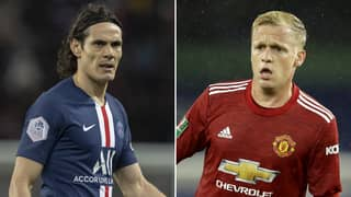 Edinson Cavani And His New Manchester United Teammates Named Worst Signings Of The Summer