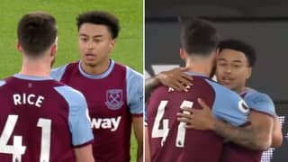 Jesse Lingard Was Desperate To Take West Ham's Penalty - Even 'Argued' With Declan Rice