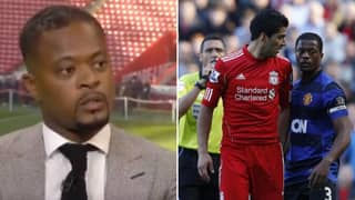 Patrice Evra Opens Up On Letter From Liverpool After Luis Suarez Racism Incident