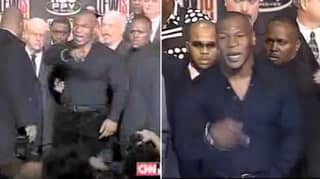 When Mike Tyson Completely Lost His Head With A Reporter Who Shouted: 'Put Him In A Straitjacket'