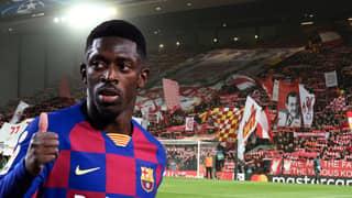 Liverpool Make Loan Offer For Barcelona's Ousmane Dembele
