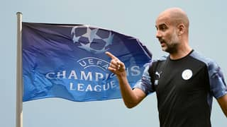 Manchester City Could Still Play In Next Season's Champions League