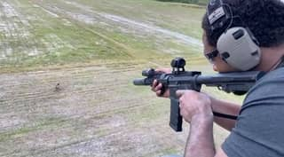 Jon Jones Slammed For Sharing Video Of Him Shooting Dead A Wild Pig During Hunt