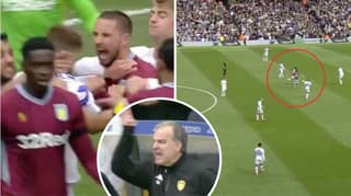 The Six Minutes Of Madness In Leeds United Vs Aston Villa