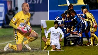 Alcoyano's 41-Year-Old Goalkeeper José Juan Figueras Has Only Ever Played One Top-Flight Game In His Career