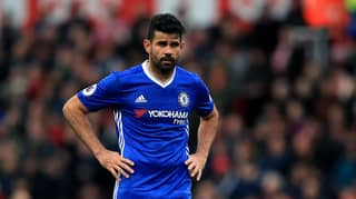 Diego Costa Reacts To Chelsea Signing Morata On Instagram