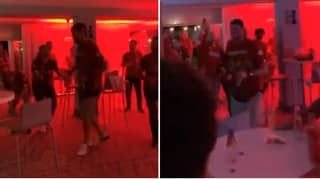Jurgen Klopp Dancing At The Liverpool Party Is The Best Thing You'll Watch Today
