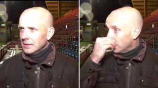 "Bristol Rovers Manager Paul Tisdale's Post-Match Interview Is Going Viral After ""Tearing Your Hair Out"" Comment"