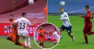 Memphis Depay Makes Jack Grealish's Skill Look Average With Insane One-Touch Flick To Chip Opponent