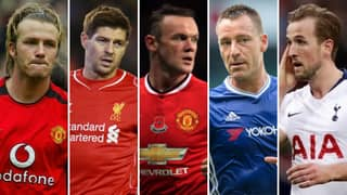 The 50 Greatest British Players Of All Time Have Been Ranked By Fans