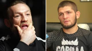 Khabib Nurmagomedov Reveals What Conor McGregor Said To Him During Their UFC 229 Clash