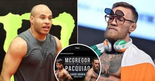 Khabib Manager Takes Brutal Shot At Conor McGregor Over Manny Pacquiao Fight