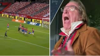 You Need To Hear Ray Hudson Losing His Head After Lionel Messi's Brilliant Free-Kick For Barcelona