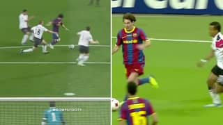 Lionel Messi Twitter Thread Reveals 9 Of His Greatest Performances Of All Time