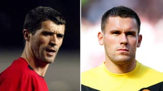 Ben Foster Was Happy To See Roy Keane Leave Manchester United As He Was 'Sh*t Scared Of Him'