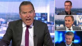 Jeff Stelling Confirms He Could Quit Soccer Saturday After Sky Sackings