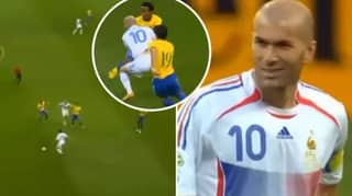 When Zinedine Zidane Was Incredible Against Brazil In 2006 World Cup