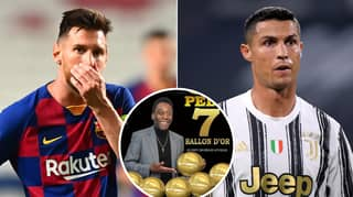 Pele Actually 'Won' More Ballon d'Ors Than Lionel Messi And Cristiano Ronaldo