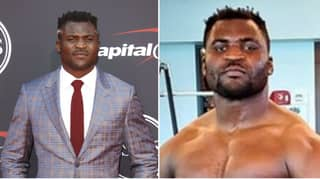 Francis Ngannou Is Looking Seriously Jacked Ahead Of UFC Return