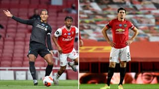 Virgil Van Dijk Has More Mistakes Leading To Goals Than Harry Maguire