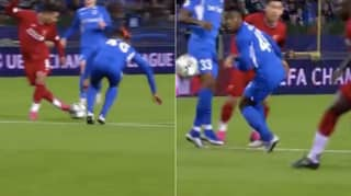 Roberto Firmino Almost Produced The Assist Of The Season