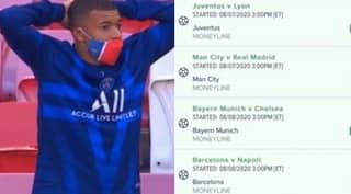 Punter Loses $230k On Crazy Atalanta-PSG Comeback Bet In Champions League
