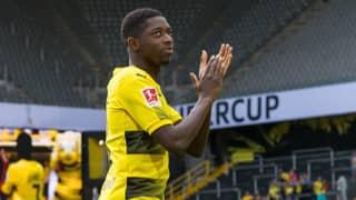 Borussia Dortmund Suspend Ousmane Dembele