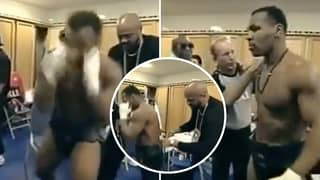 Mike Tyson's Dressing Room Behaviour Showed His Transformation Into An 'Intimidating Monster'