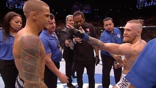 UFC Release Spine-Tingling Extended Promo Video For Conor McGregor vs Dustin Poirier 2