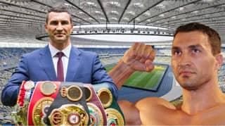 Wladimir Klitschko Set To Make Sensational Return To Boxing On May 25