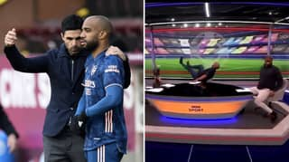 Ian Wright Has Contacted Alexandre Lacazette After Making A 'F***ing Stupid' Mistake On Match Of The Day
