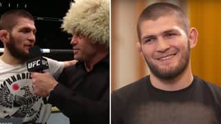 Khabib Nurmagomedov Picks His Six Greatest UFC Fighters Of All Time