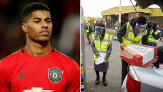 Marcus Rashford Is Continuing His Campaign To Ensure Britain's Children Get Fed