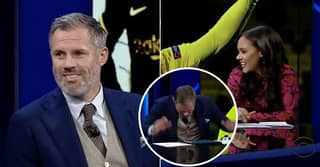 Jamie Carragher Says 'Oh F**k' Live On US Television, Forcing Apology