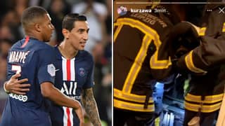 Ten PSG Players Rescued By Firefighters After Getting Trapped In Lift Ahead Of Champions League Tie