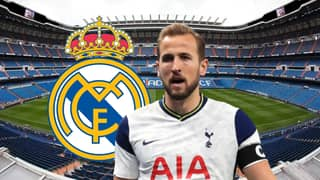 Real Madrid Make Harry Kane Their 'Number One Transfer Target' This Summer