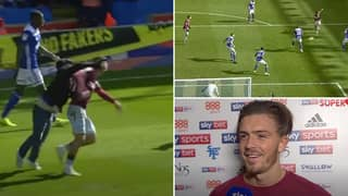Jack Grealish Getting Attacked During The Birmingham Derby Then Scoring The Winner Shows His Elite Mentality