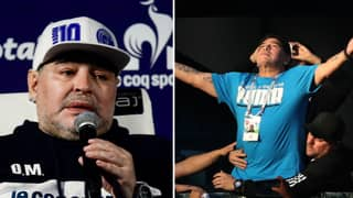 Diego Maradona Claims He Was Abducted By Aliens And Claims He Lost Virginity Aged 13