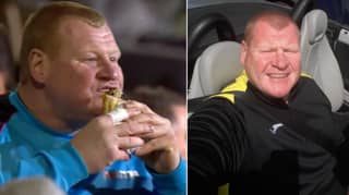 1 Year On From 'Pie Gate': Former Sutton Goalkeeper Wayne Shaw Is Now 'Living The Dream'