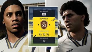 Classic XI Has Returned To FIFA 20 Kick Off Mode