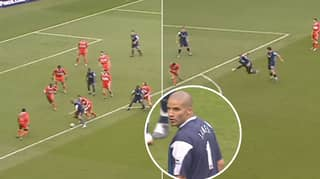 15 Years Ago Today, Goalkeeper David James Played As A Striker For Manchester City