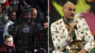 Tyson Fury Admits Deontay Wilder's 40 Pound Costume Excuse Could Be True