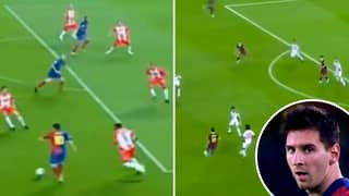 Lionel Messi's Mesmerising Passes Compiled Into One Video To 'Prove' Why He's The Best Playmaker Of All Time