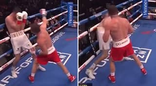 Canelo Alvarez Pulled Off A Stunning 'Fake Jab' Uppercut In Callum Smith Demolition