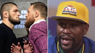 Floyd Mayweather Claims He's Offered To Fight Khabib Nurmagomedov And Conor McGregor On The Same Day
