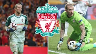 Loris Karius Set To Have Besiktas Loan Deal Cancelled And Return To Liverpool